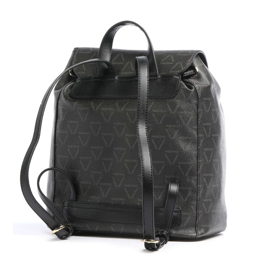 Valentino By Mario Valentino Liuto Backpack Vbs3kg32 395 Black Multicolor 2