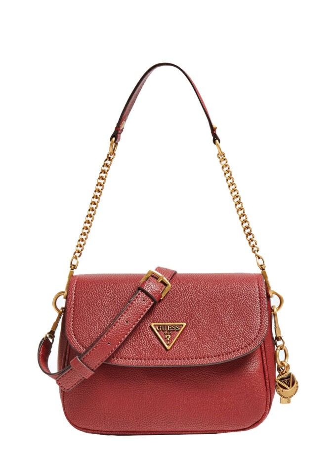 Guess Crossbody Bag Destiny Vb787820 Merlot