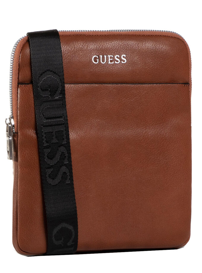 Guess Crossbody Bag Scala Hmscalp0424 Brown