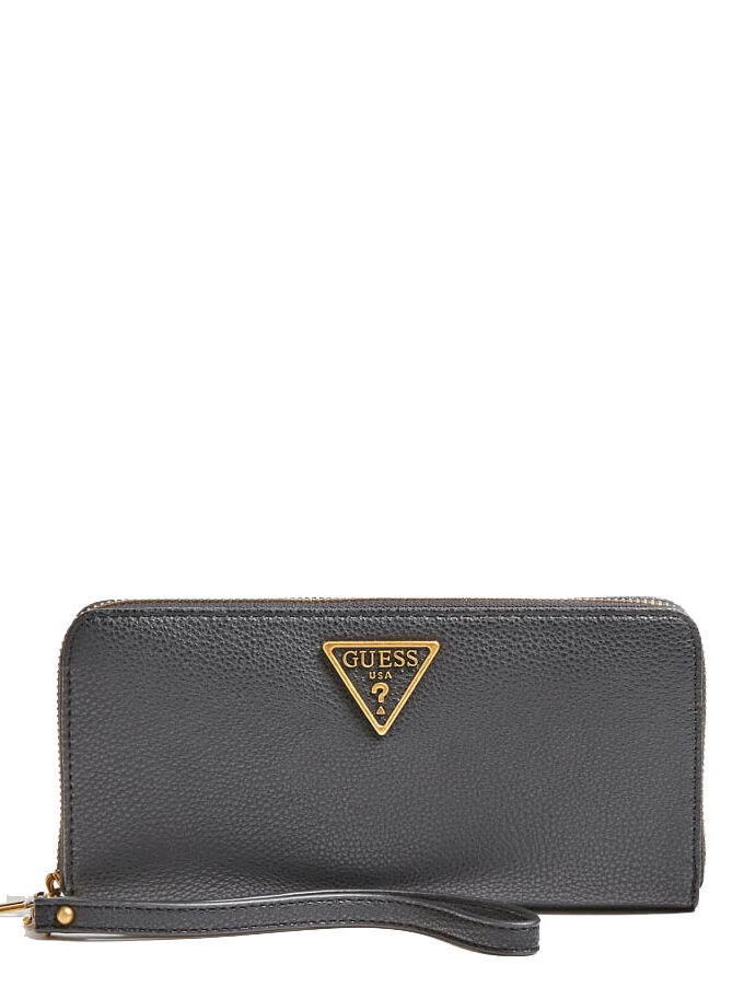 Guess Destiny Logo Maxi Wallet Vb7878460 Black
