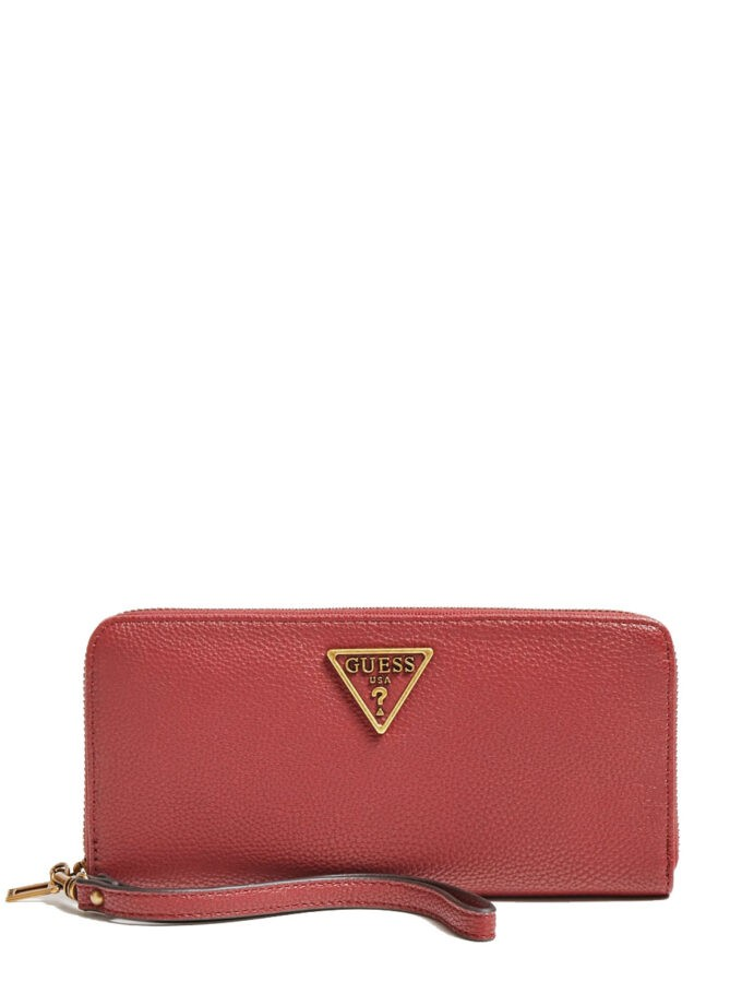 Guess Destiny Logo Maxi Wallet Vb7878460 Merlot