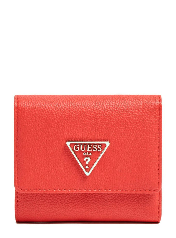 Guess Kirby Logo Triange Vg7872430 Red