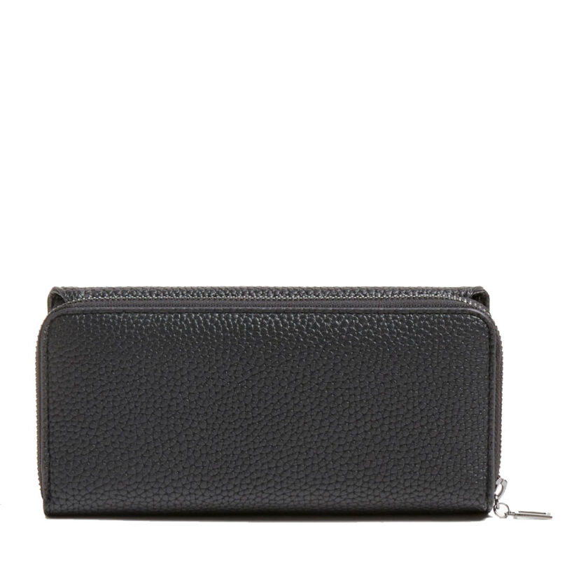 Guess Uptown Chic Maxi Wallet Ag730162 Black 1