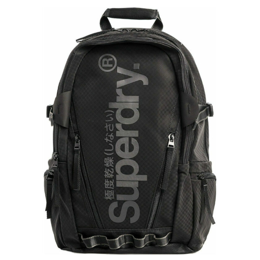 Superdry Combray Tarp Backpack M9110127a 02a