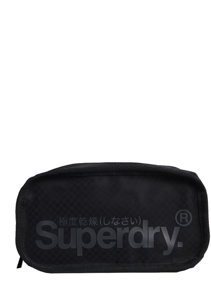 Superdry Combray Tarp Washbag M9810140a 02a