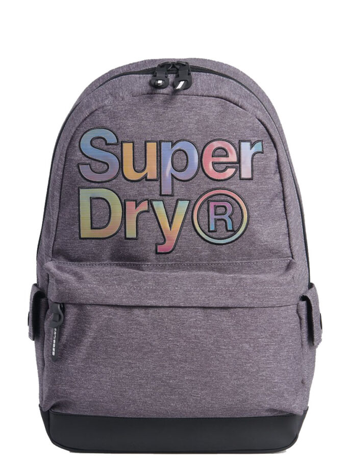 Superdry Rainbow Infill Montana Backpack W9110099a 07q