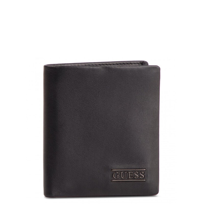 Guess Wallet Smgabrlea22 Black