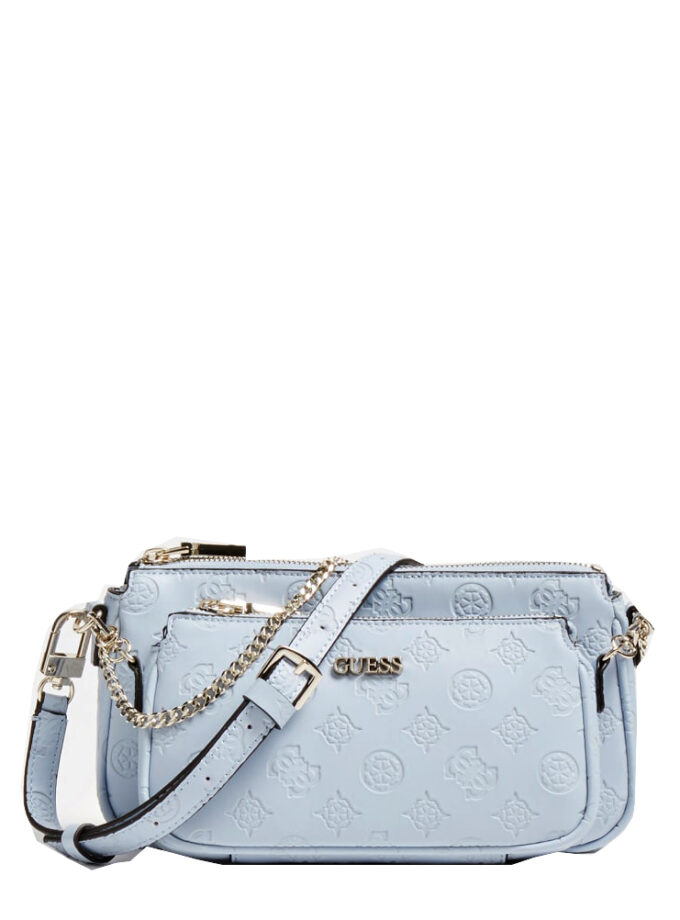 Guess Crossbody Bag Dayanne Mini Hwsg7968700 Sky