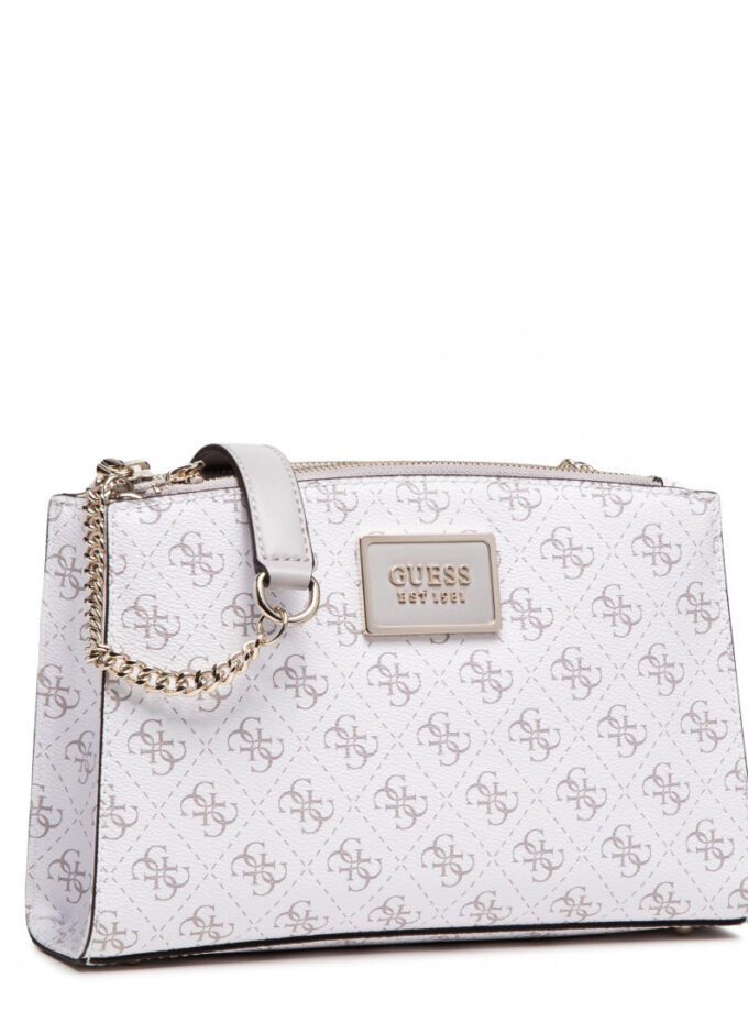 Guess Crossbody Bag Tyren Status Hwsg796670 White