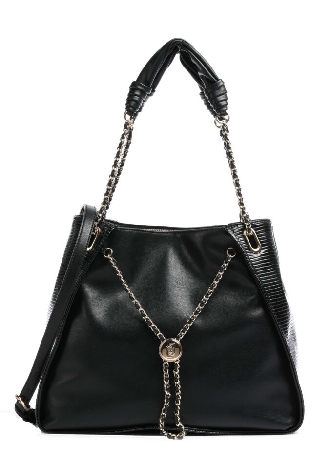 Liu Jo Shoulder Bag Black Aa1072 E0040 22222