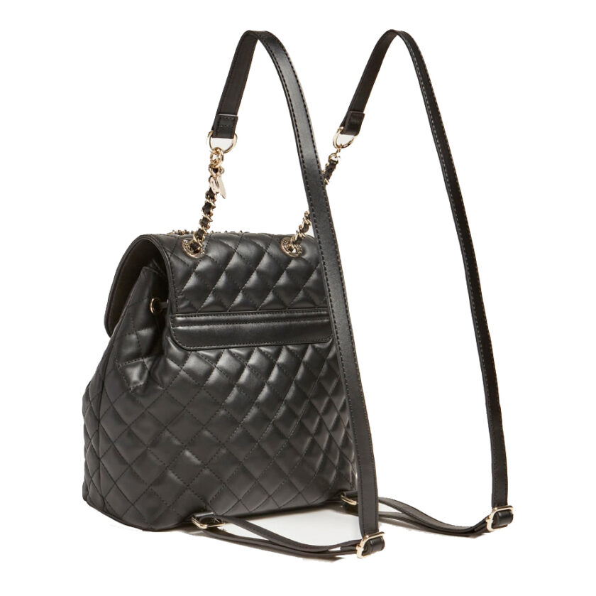 Guess Backpack Illy Quilted Vg7970320 Black 2