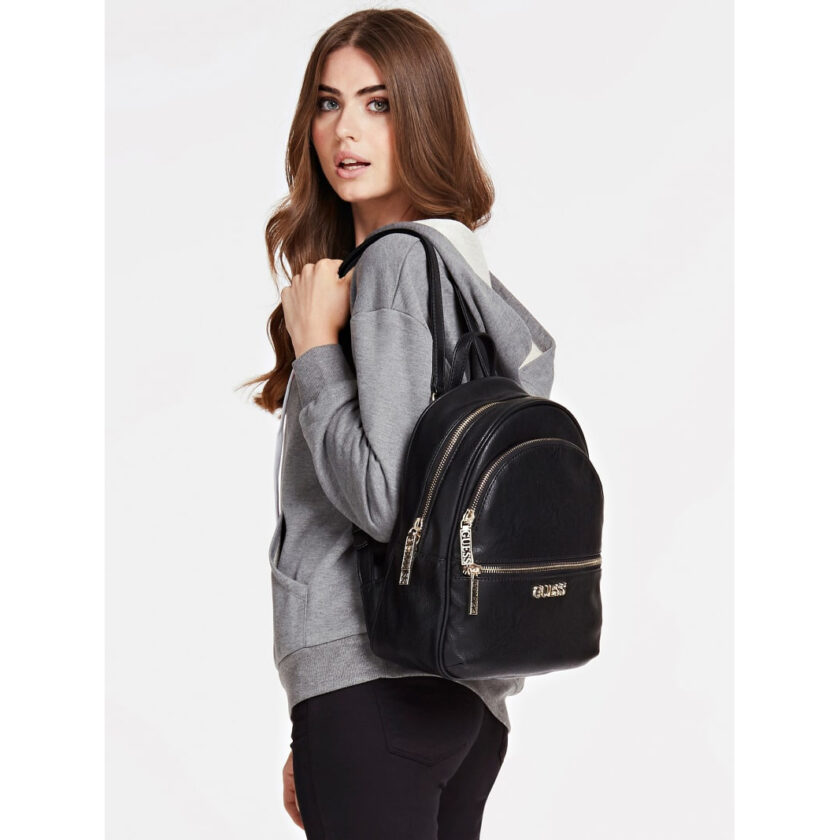 Guess Backpack Manhattan Hwvs6994320 Black 1
