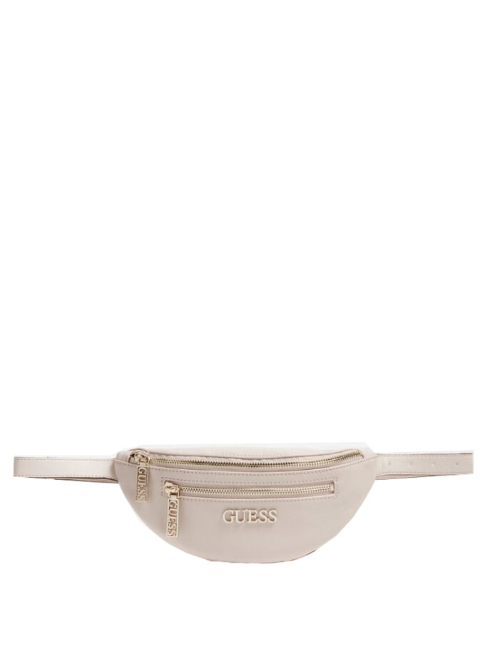 Guess Bum Bag Manhattan Hwvs6994800 Stone
