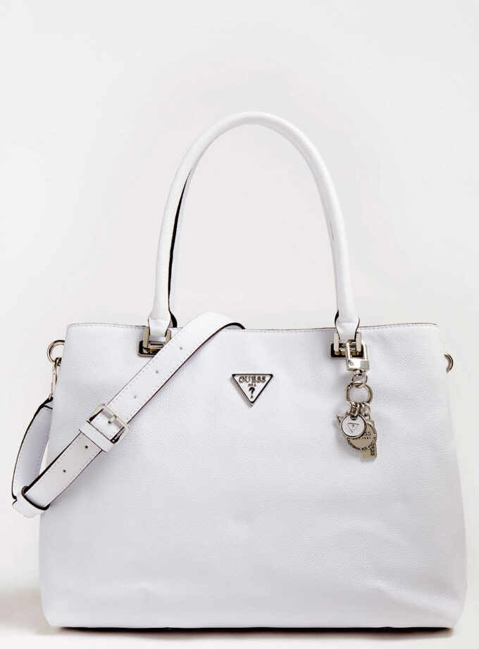 Guess Destiny Charm Shopper Hwvy7878100 White