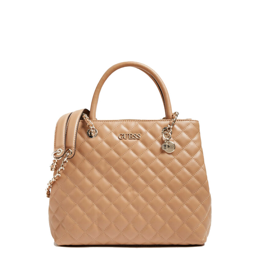 Guess Illy Tote Bag Vg797006 Beige