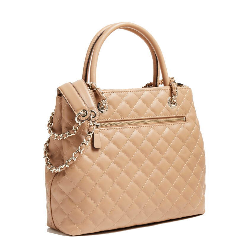 Guess Illy Tote Bag Vg797006 Beige 2