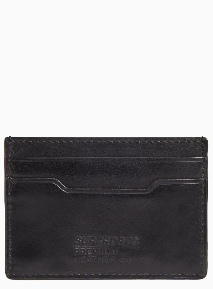 superdry leather card holder m9810038a 02a black 1