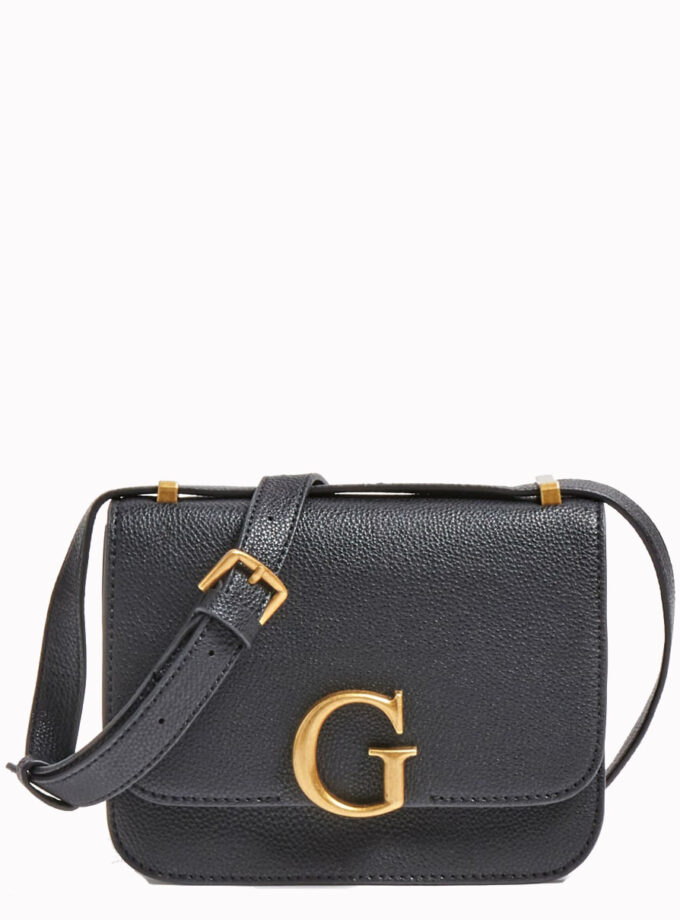 guess crossbody bag corily mini vb799178 black